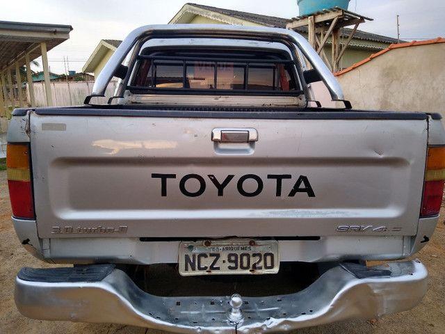 Hilux 3.0 4x4 turbo diesel - Foto 3