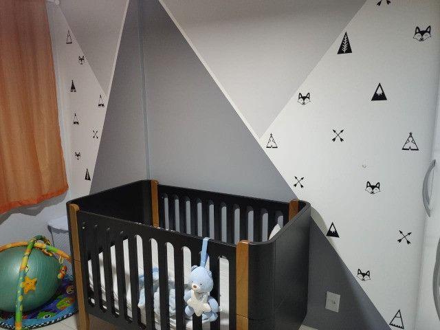 Vila do Pan - 2 quartos - Piso porcelanato !!! 75m² - Foto 13