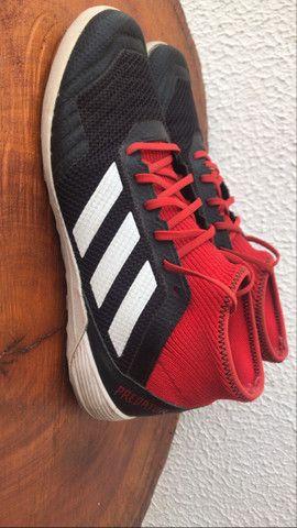 Chuteira Futsal Adidas Predator - Foto 3