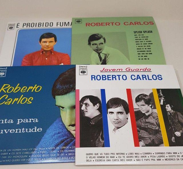 Box Roberto Carlos para sempre - Anos 60 - Foto 3