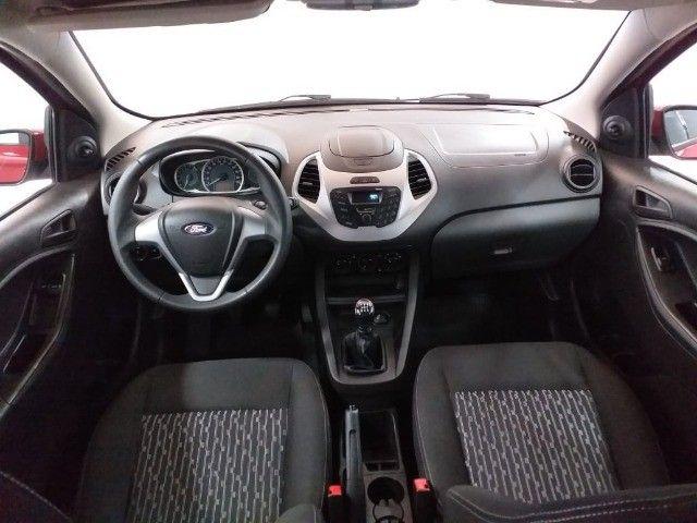 Ford KA 1.0 SE 2018 único dono - Foto 12