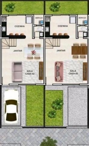 Casa Duplex à venda, 3 quartos, 1 suíte, 1 vaga, Itapoã - Belo Horizonte/MG - Foto 3
