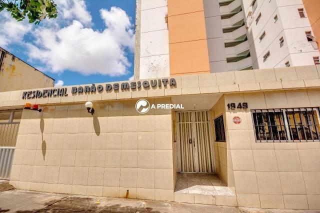 Apartamento para aluguel, 3 quartos, 1 suíte, 1 vaga, Benfica - Fortaleza/CE - Foto 3