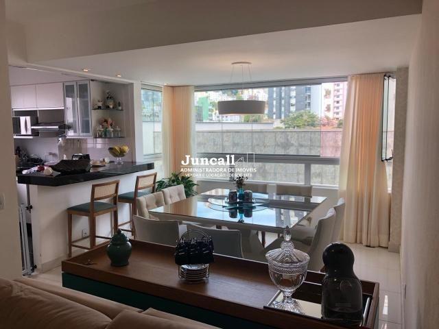 Apartamento à venda, 3 quartos, 1 suíte, 2 vagas, Funcionários - Belo Horizonte/MG - Foto 4