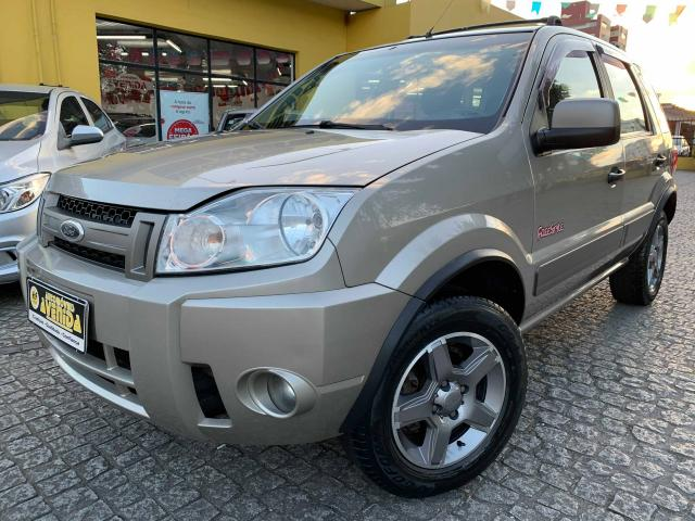 ECOSPORT 2008/2008 1.6 XLT FREESTYLE 8V FLEX 4P MANUAL - Foto 2