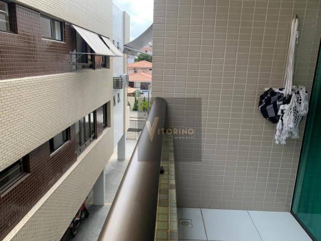 Apartamento com 3 quartos sendo 1 suíte, 76m², no Bessa - Foto 5