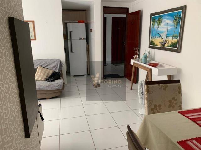 Apartamento com 3 quartos sendo 1 suíte, 76m², no Bessa