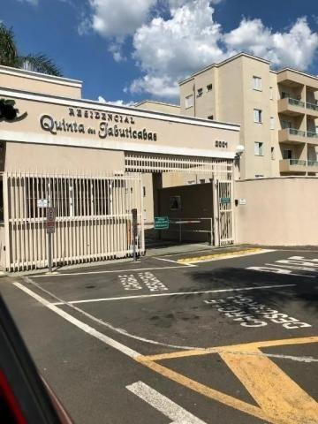 Apartamento à venda no Condomínio Quinta das Jabuticabas em Valinhos-SP