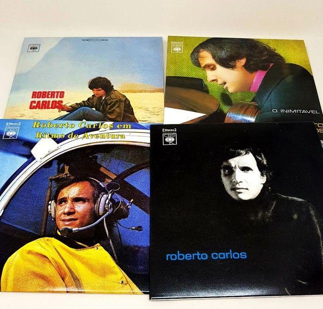 Box Roberto Carlos para sempre - Anos 60 - Foto 2