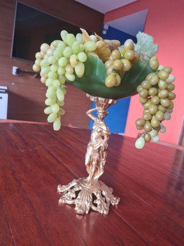 Fluteira de bronze  300 reais