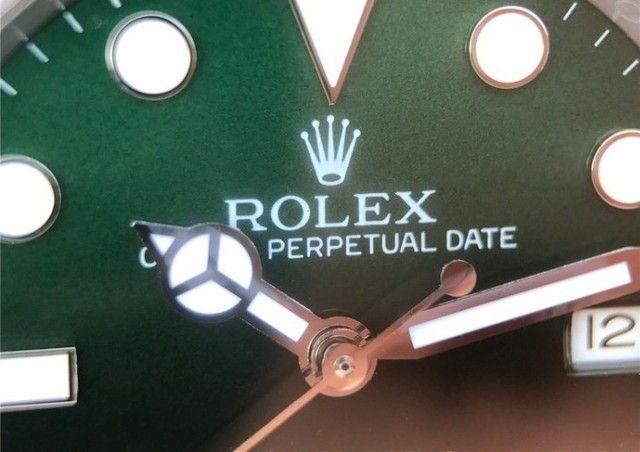 Rolex Sea-Dweller Deepsea 116660 D-Green Noob A2836 - Foto 3
