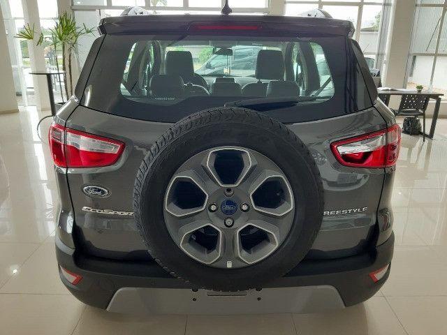 Ford ecosport freestyle 1.5 automática 2020/2021 - Foto 6