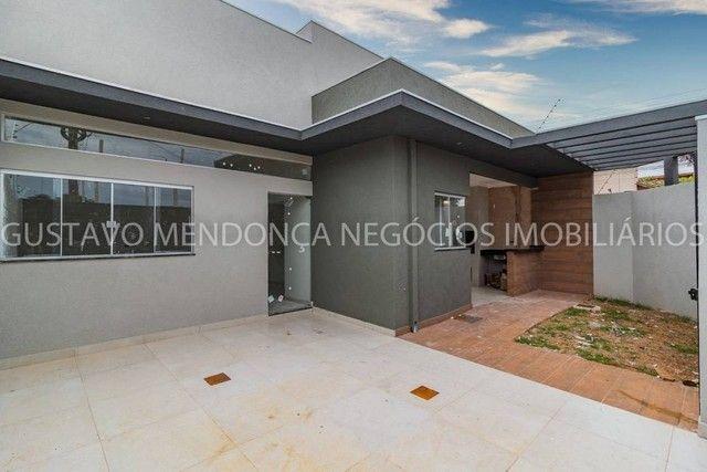 Linda casa nova no bairro Rita Vieira 1 - Alto padrão de acabamento e em excelente localiz - Foto 16