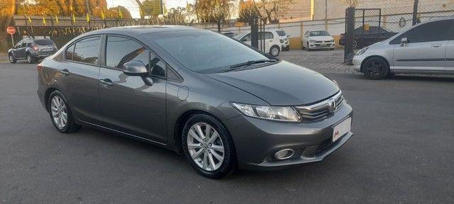Honda Civic Sedan LXS 1.8 - Foto 4