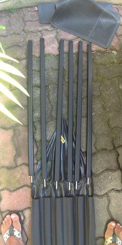 Travessas rack parati quadrada  - Foto 3