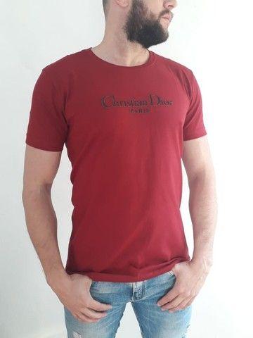 Camiseta Christian Dior