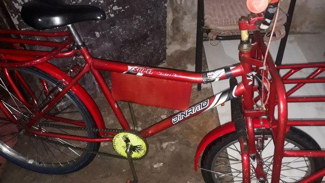 Bicicleta de carga - Foto 2