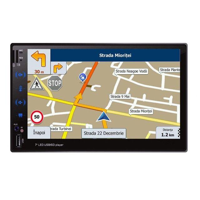 Multimidia kouprey com android 9,0 wifi gps bluetooth novas instalamos