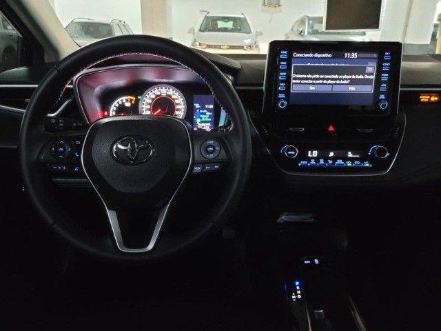 Toyota Corolla Xei 2.0 flex vvti 2020/2020 Igual Zero Km. - Foto 12
