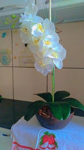 Flores artificiais  - Foto 4