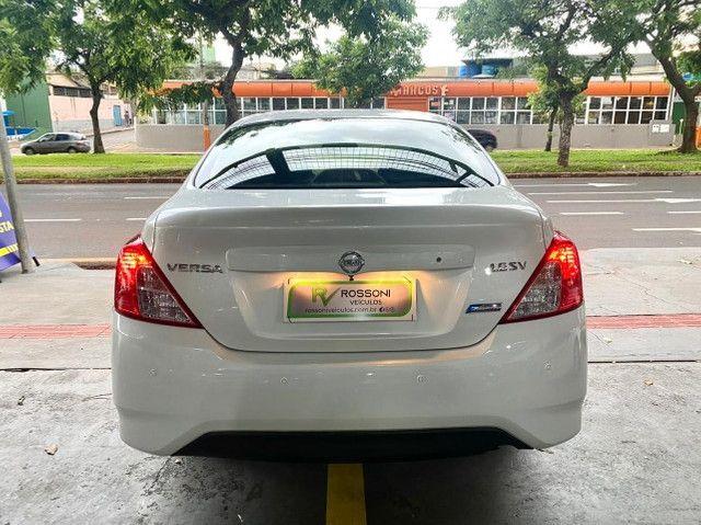 Nissan Versa sv 1.6 flex cvt automatico - Foto 5