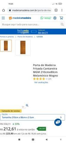 Porta branca - Foto 3