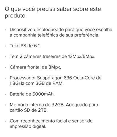 Asus ZenFone Max Pro (M1) 32GB Bateria 5000,processador Snapdragon - Foto 6