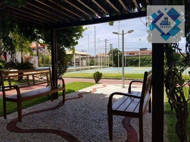 Apartamento com 3 dormitórios à venda, 90 m² por R$ 490.000 - Vila União - Fortaleza/CE - Foto 19