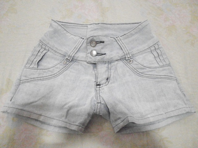 Short Jeans - Tamanho 34
