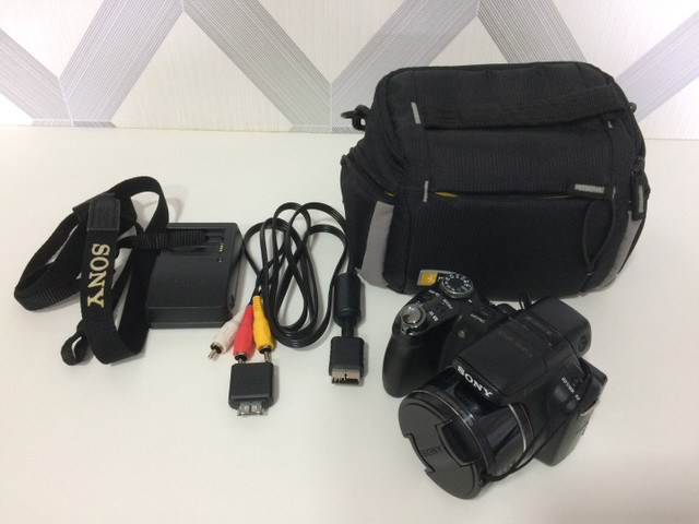 Câmera Sony DSC-HX1 - Foto 3