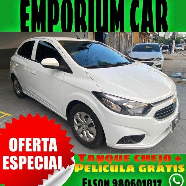 SO NA EMPORIUM CAR!!! ONIX 1.0 JOY ANO 2020