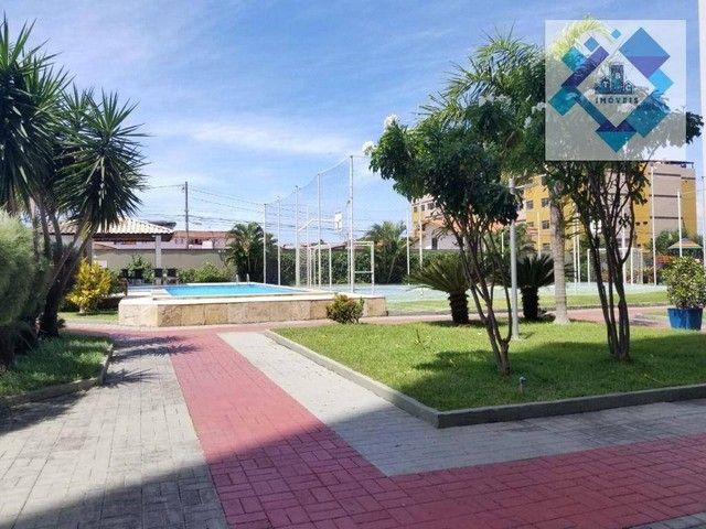 Apartamento com 3 dormitórios à venda, 90 m² por R$ 490.000 - Vila União - Fortaleza/CE - Foto 8