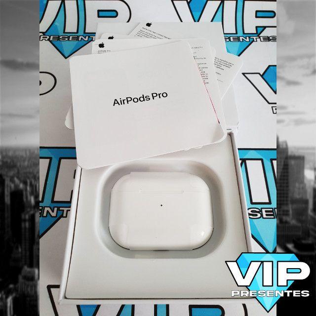 Airpods Pro! 1:1 Perfeito e melhor preço do site! - Foto 3