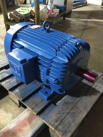 Motor elétrico trifásico weg 40 cv