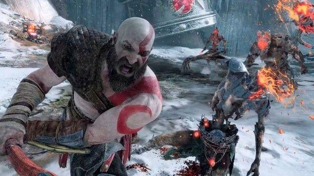 Jogo God Of War Hits - PS4 - Foto 5