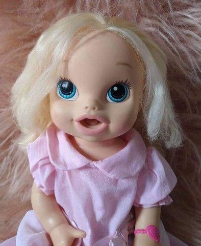 Boneca Baby Alive Comilona - Foto 2