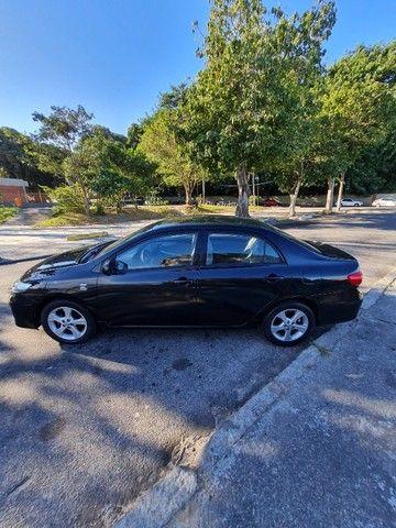 Corolla 2013 Automatico + Couro + GNV 5Ger Impecável Estado de Conservação - Foto 5