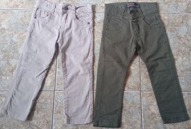 Calças jeans infantil - Foto 2