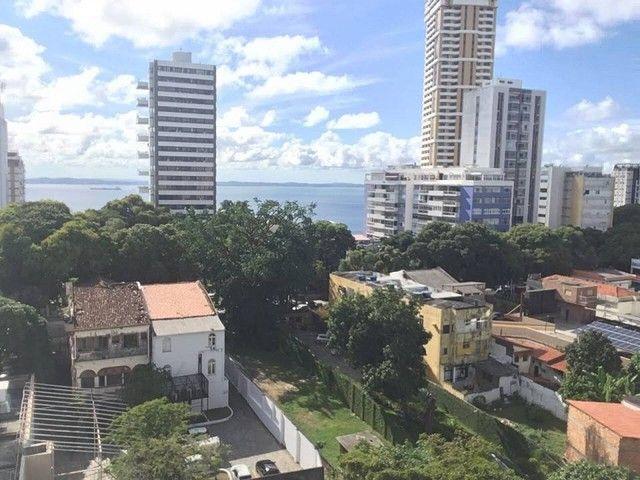 Apartamento para venda possui 120 metros quadrados com 3 quartos em Canela - Salvador - Ba