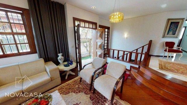Casa com 4 dormitórios à venda, 400 m² por R$ 1.590.000 - Dona Clara - Belo Horizonte/MG - Foto 4