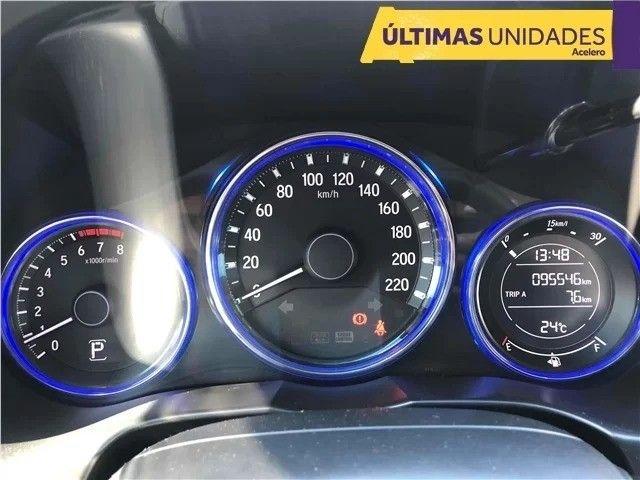 City sedan exl 1.5 flex 16v 4p automatico. - Foto 8