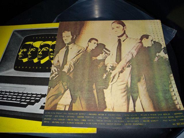 LP Vinil Kraftwerk - Foto 2