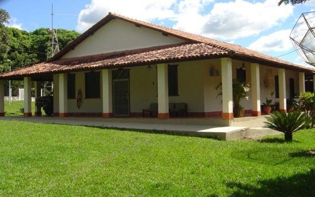 Pará De Minas - Fazenda - Santos Dumont