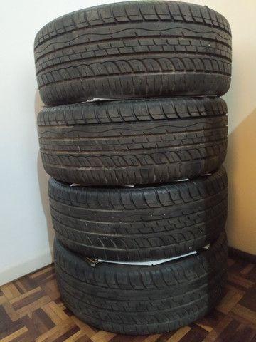 Rodas aro 20 com pneus novos!!! - Foto 8