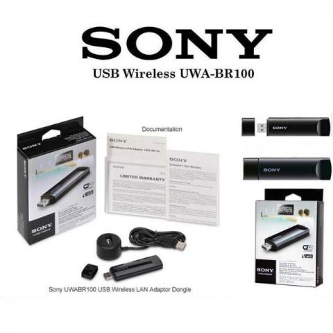 adaptador wireless sony usb uwa br100 na caixa original udio tv v deo e fotografia santa. Black Bedroom Furniture Sets. Home Design Ideas