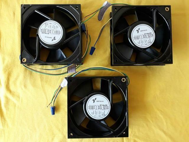Microventilador Axial Cooler E11 ALCD