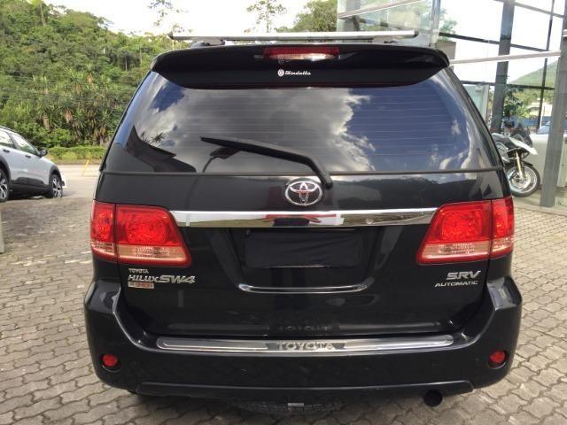 Toyota Hilux SW4 3.0 diesel Blindada 3A - Foto 10