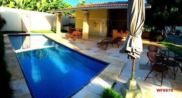 CA0964 Green Village, casa plana em condomínio, 2 suítes, 2 vagas, piscina, Lagoa Redonda - Foto 13