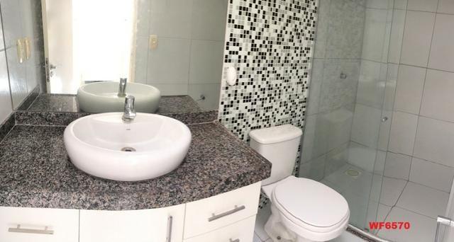 CA0964 Green Village, casa plana em condomínio, 2 suítes, 2 vagas, piscina, Lagoa Redonda - Foto 7