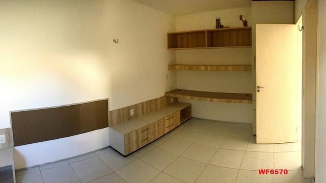 CA0964 Green Village, casa plana em condomínio, 2 suítes, 2 vagas, piscina, Lagoa Redonda - Foto 6
